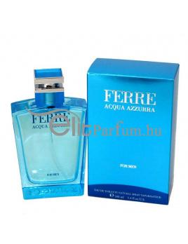 Gianfranco Ferré Ferre Acqua Azzurra férfi parfüm (eau de toilette) edt 100ml