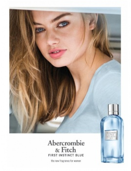 Abercrombie & Fitch - First Instinct Blue (W)
