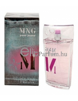 Mango MNG Your Jeans női parfüm (eau de toilette) edt 100ml