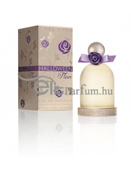 Jesus Del Pozo Halloween Fleur női parfüm (eau de toilette) Edt 50ml