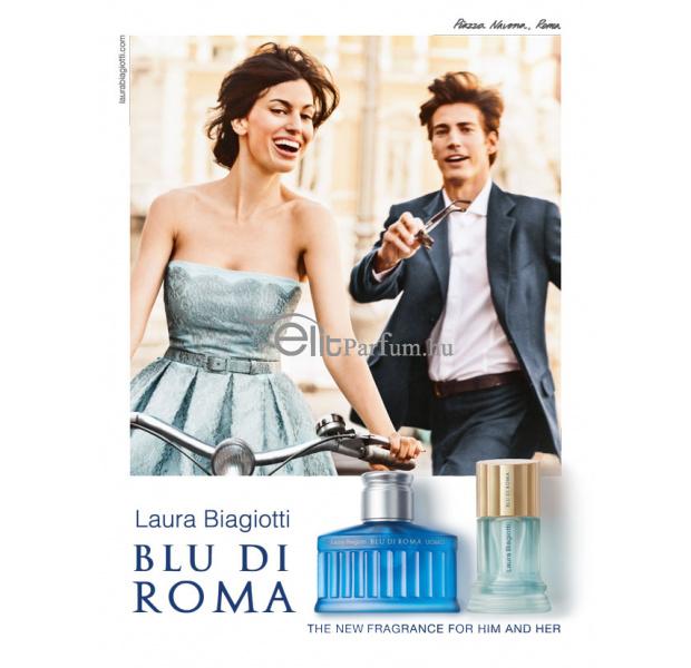 Laura Biagiotti Blu Di Roma Donna női parfüm (eau de toilette