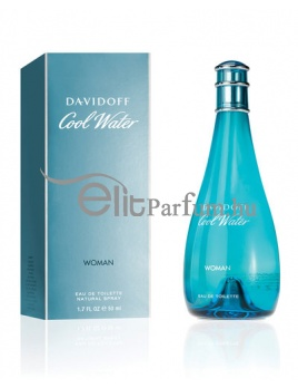 Davidoff Cool Water női parfüm (eau de toilette) edt 50ml