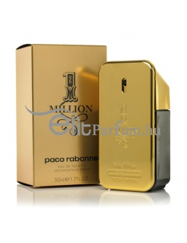 Paco Rabanne 1 Million férfi parfüm (eau de toilette) edt 50ml