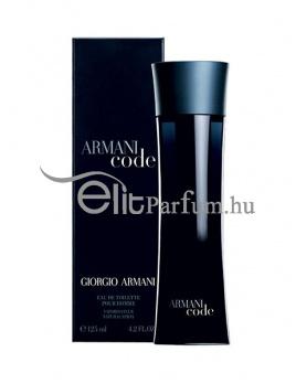 Giorgio Armani Code pour Homme férfi parfüm (eau de toilette) edt 125ml