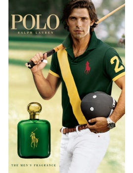 Ralph Lauren - Polo (Green,Old) (M)