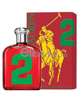 Ralph Lauren The Big Pony Collection 2 Red férfi parfüm (eau de toilette) edt 125ml teszter