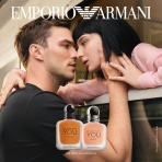 Giorgio Armani - Stronger with you  Freeze (M)