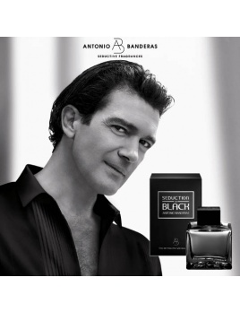 Antonio Banderas - Black Seduction (M)