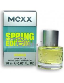 Mexx Spring Edition 2012 női parfüm (eau de toilette) edt 20ml