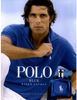 Ralph Lauren - Polo Blue (M)