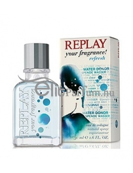 Replay Your Fragrance! Refresh for Him férfi parfüm (eau de cologne) edc 30ml