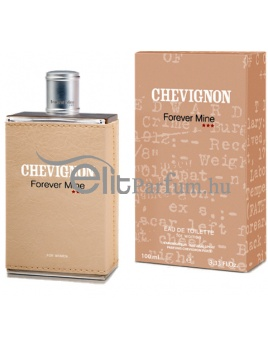 Chevignon Forever Mine női parfüm (eau de toilette) edt 30ml
