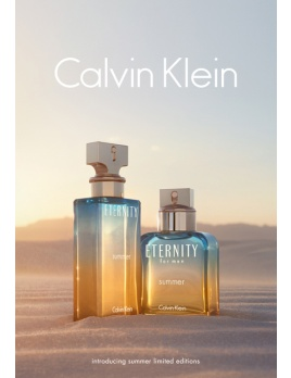 Calvin Klein - Eternity Summer 2017