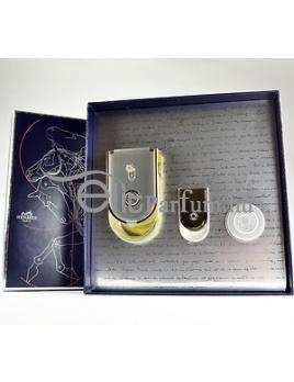 Hermes Voyage D'Hermés unisex parfüm Set (eau de toilette) edt 100ml + Balzsam 10ml + Edt 5ml