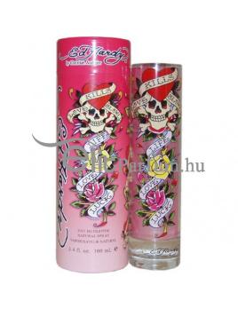 Ed Hardy női parfüm (eau de parfum) edp 100ml teszter (rózsaszín)