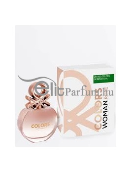 Benetton Colors Rose női parfüm (eau de toilette) Edt 50ml