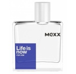 Mexx Life is Now for Him férfi parfüm (eau de toilette) Edt 50ml teszter