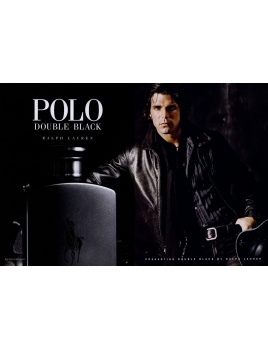 Ralph Lauren - Polo Double Black (M)