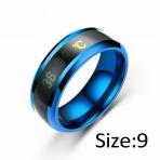 Elitparfüm hőmérős gyűrű