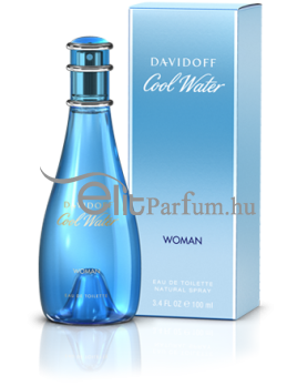 Davidoff Cool Water női parfüm (eau de toilette) edt 100ml