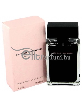 Narciso Rodriguez for Her női parfüm (eau de toilette) edt 50ml