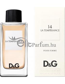 Dolce & Gabbana (D&G) No.14 La Tempérance női parfüm (eau de toilette) edt 100ml teszter