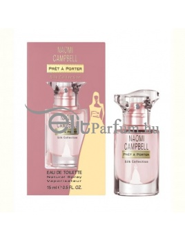 Naomi Campbell Pret a Porter Silk Collection női parfüm (eau de toilette) Edt 15ml