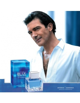 Antonio Banderas - Blue Seduction (M)