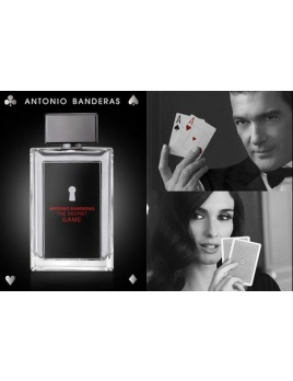 Antonio Banderas - The Secret Game (M)