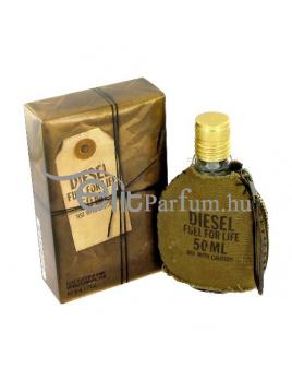 Diesel Fuel for Life pour Homme férfi parfüm (eau de toilette) edt 125ml
