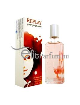 Replay Your Fragrance! for her női parfüm (eau de toilette) edt 20ml