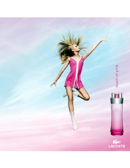 Lacoste - Touch Of Pink (W)
