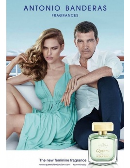 Antonio Banderas - Queen of Seduction (W)