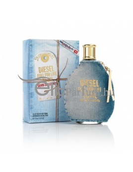Diesel Fuel for Life Denim Collection pour Femme női parfüm (eau de toilette) edt 75ml teszter