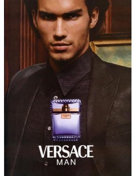 Versace Man (Purple Colour) (M)