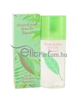 Elizabeth Arden Green Tea Tropical női parfüm (eau de toilette) Edt 100ml