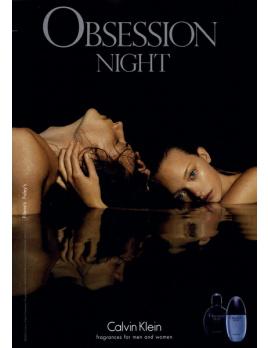 Calvin Klein - Obsession Night (W)