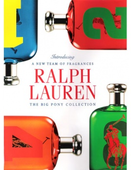 Ralph Lauren - The Big Pony Collection 1 Blue (M)