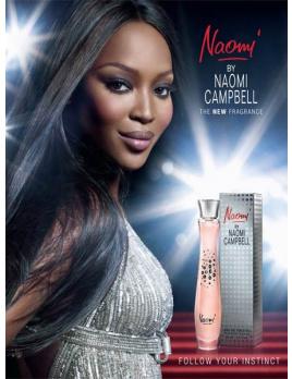 Naomi Campbell - Naomi By Naomi (W)