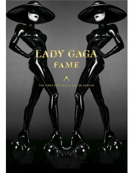 Lady Gaga  - Fame Black Fluid (W)