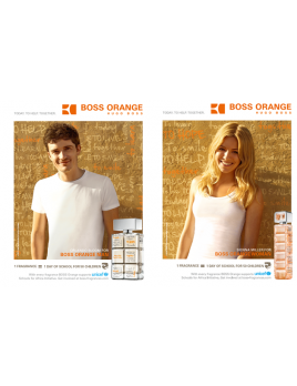 Hugo Boss - Boss Orange charity edition (M)