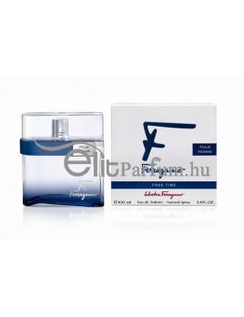 Salvatore Ferragamo F By Ferragamo pour Homme Free Time férfi parfüm (eau de toilette) edt 100ml