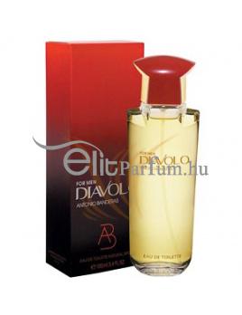 Antonio Banderas Diavolo férfi parfüm(eau de toilette) edt 100ml teszter