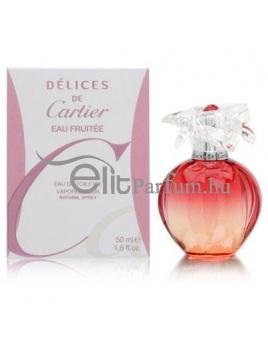 Cartier Délices Eau Fruitée női parfüm (eau de toilette) Edt 100ml