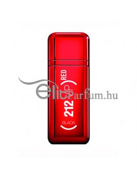 Carolina Herrera 212 Vip Black Red férfi parfüm (eau de parfum) Edp 100ml teszter