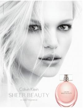 Calvin Klein – Sheer Beauty (W)