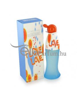 Moschino I Love Love női parfüm (eau de toilette) edt 100ml