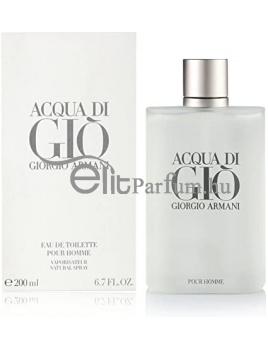 Giorgio Armani Acqua Di Gio pour Homme férfi parfüm (eau de toilette) edt 200ml