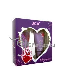 Mexx XX Very Wild női parfüm Set (Ajándék szett) (eau de toilette) edt 20ml + Tusfürdő Very Wild 50ml