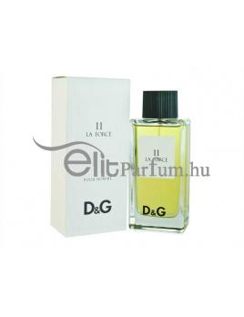 Dolce & Gabbana (D&G) No.11 La Force férfi parfüm (eau de toilette) edt 100ml teszter